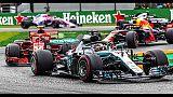 F1: Monza, vince Hamilton, Raikkonen 2/o