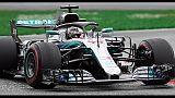 F1: Monza, Hamilton in testa