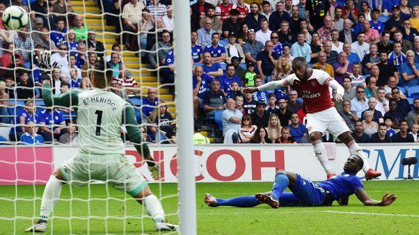 Lacazette seals points for Arsenal in thriller