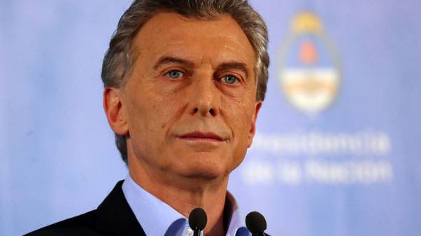 Argentina's president to eliminate ministries in austerity push - media