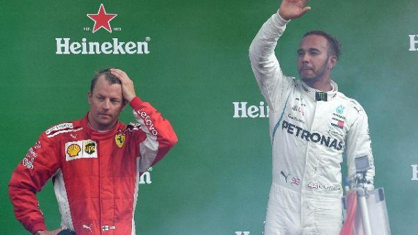 F1: Hamilton, 'una vittoria miracolo'
