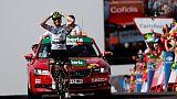 Vuelta: bis di King, Yates leader