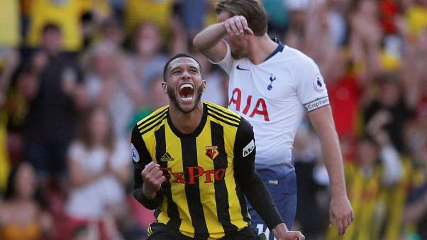 Watford down Spurs to maintain 100 percent record