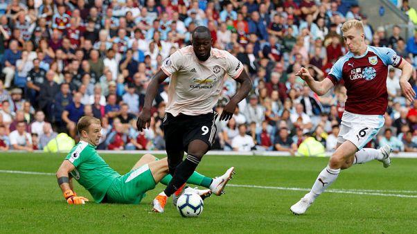 United fans back Mourinho as Lukaku double sinks Burnley