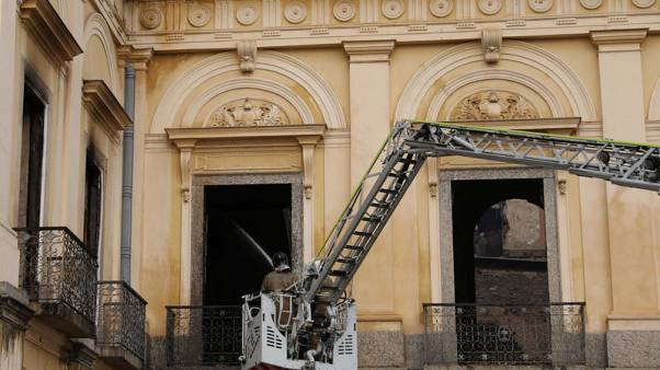 Brazil mourns blaze at National Museum, seeks answers to 'tragedy foretold'