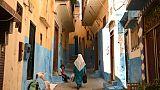 Dans le vieux Tanger, le 13 août 2018