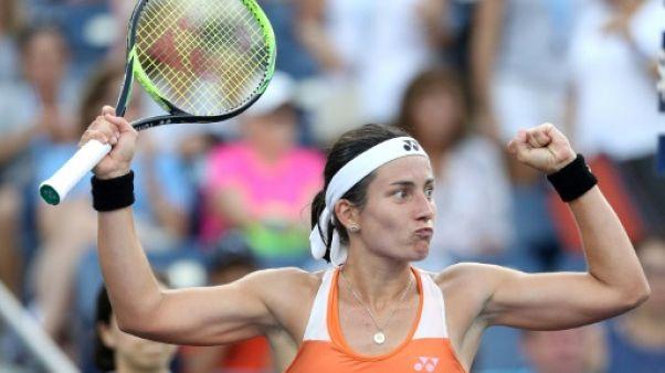 US Open: Sevastova en quarts pour la 3e année d'affilée