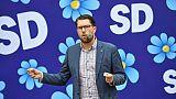 Suède: l'extrême droite vers une forte poussée aux législatives