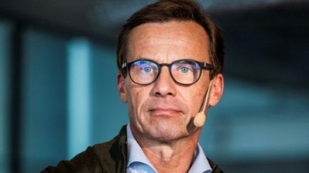 Ulf Kristersson, un conservateur sous la menace de l'extrême droite