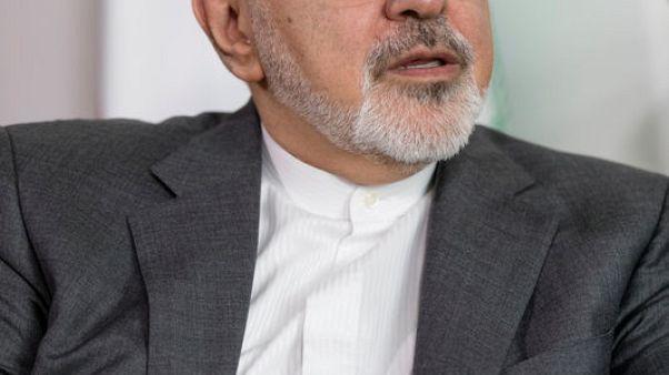 """وزير الخارجية الإيراني: يجب """"تطهير"""" إدلب السورية من المقاتلين"""