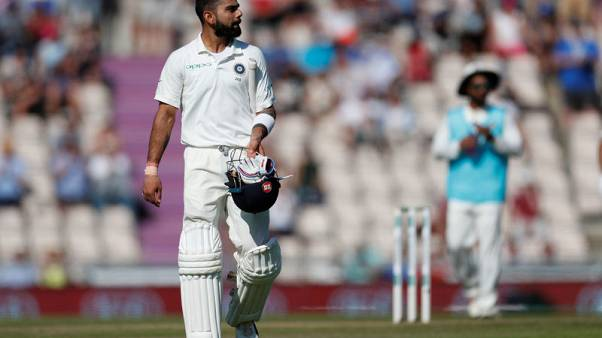 England's lower order made all the difference, says Kohli