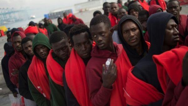 """La Méditerranée """"plus mortelle que jamais"""" pour les migrants (HCR)"""