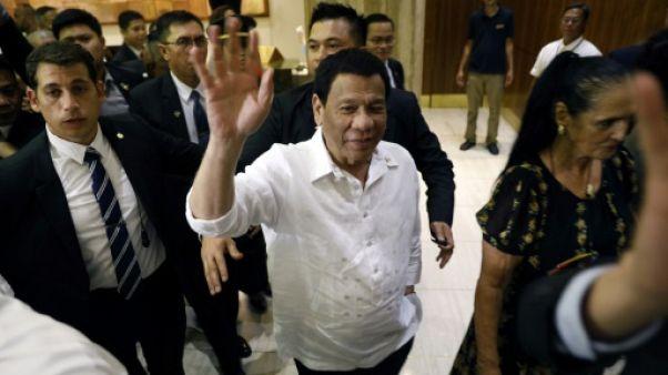 Duterte, qui s'était comparé à Hitler, visite le mémorial de la Shoah à Jérusalem