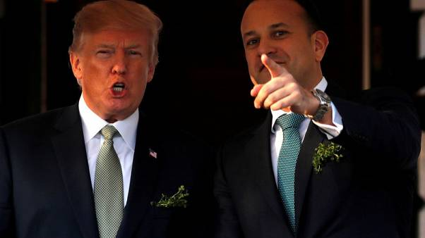 Ireland must respect U.S. president's office when Trump visits - PM
