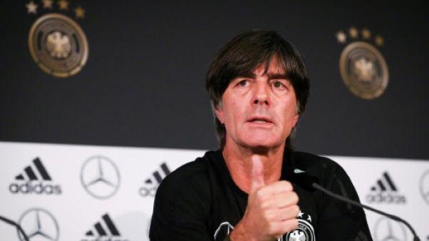 Allemagne-France: match de tous les dangers pour Joachim Löw