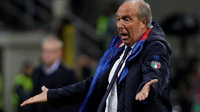 Ventura avoids IKEA, will never get over Italy's World Cup failure