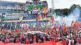 F1: Monza, ascolti record su Rai 1