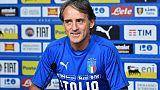 Mancini,mai così pochi italiani in campo