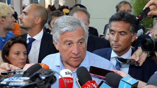 Manovra: Tajani, nel governo confusione