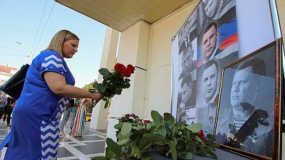 Germany, France say Ukraine rebel death must not undermine four-way talks