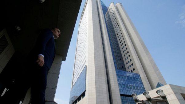وكالة: جازبروم الروسية تنوي زيادة استثمارات 2018 إلى 1.49 تريليون روبل