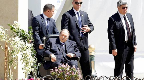 Algeria's Bouteflika eases grip of military with dismissal of generals