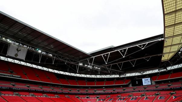 Tottenham to play all Champions League group matches at Wembley