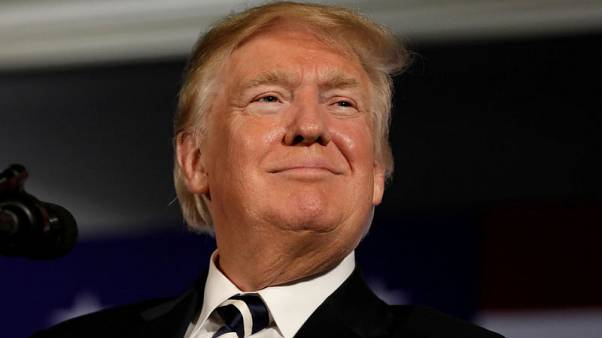On Labor Day, Trump hits back at largest union leader