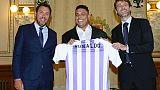 Ronaldo proprietario del Valladolid