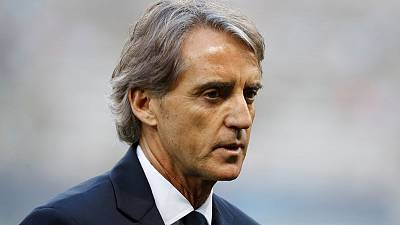 Mancini vents frustration over sidelined Italian players