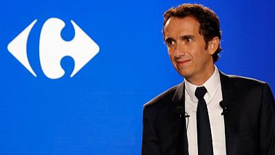 Danone CEO to sit on Carrefour's healthy food advisory committee