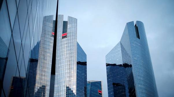 Societe Generale expects U.S. sanctions penalties to be close to 1.2 billion euros