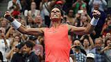 Coupe Davis: l'Espagne comme attendu avec Rafael Nadal contre la France en demi-finale