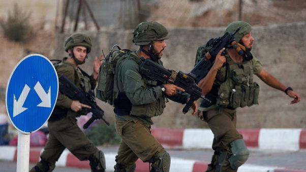 Israeli troops kill Palestinian brandishing knife in West Bank - army