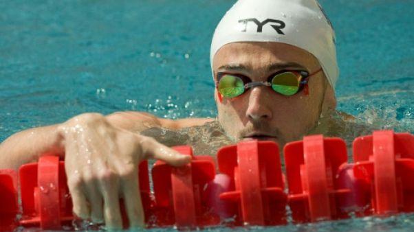 Natation: Mignon, vice-champion olympique en relais, arrête sa carrière