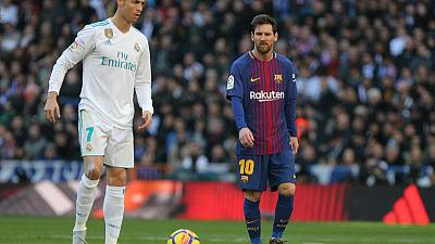 Real Madrid are weaker without Ronaldo, says Messi