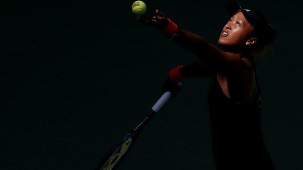 Osaka reaches first Grand Slam quarter-final