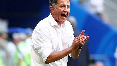 Former Mexico coach Osorio to lead Paraguay