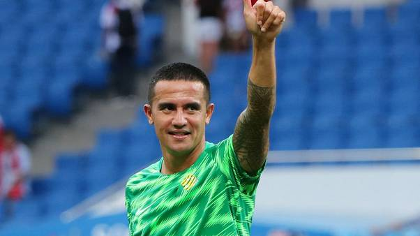 Australia's Cahill to come out of retirement for home send-off