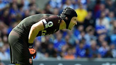 Cech errors down to new Arsenal style, says Foster