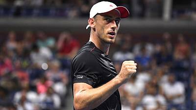 Unseeded Millman sends Federer crashing out of U.S. Open