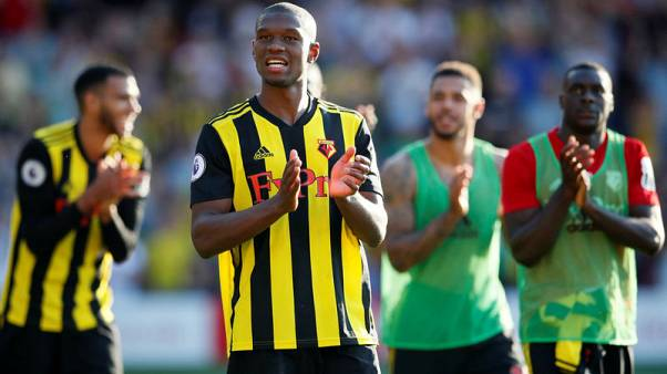 Kabasele urges Watford to stay grounded after fast start