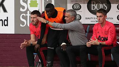 Mourinho coping with the pressure, says Matic