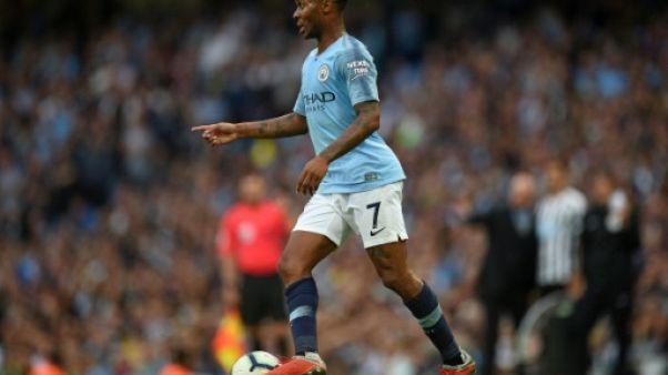 Angleterre: Sterling forfait pour les deux prochains matches