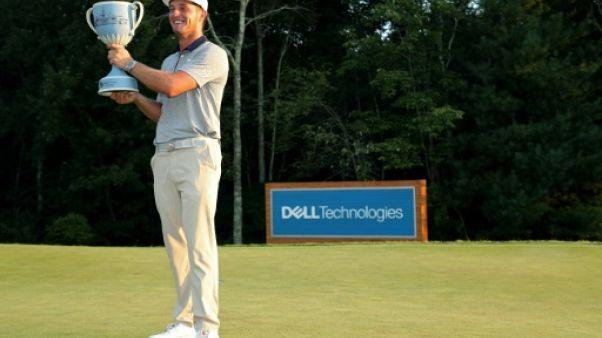 Dell Technologies Championship: DeChambeau enchaîne
