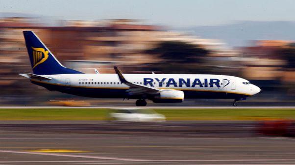 Ryanair passenger numbers up 9 percent in strike-hit August