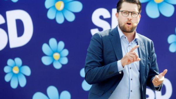"""JimmieÅkesson, """"gendre idéal"""" de l'extrême droite"""