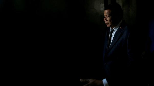 Philippines' Duterte scraps amnesty of chief critic, orders arrest
