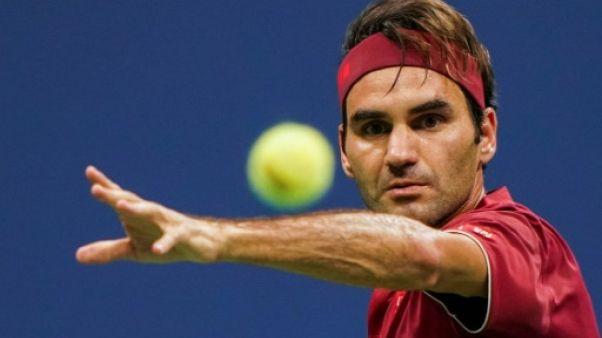 """Federer: """"Quand vous vous sentez comme ça..."""""""