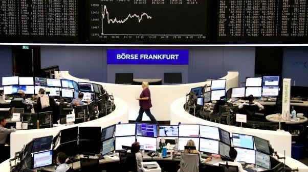 أسهم أوروبا ترتفع بدعم من القطاع المالي في التعاملات الصباحية